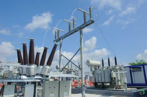 Крупная авария на электросетях произошла в Майкопе