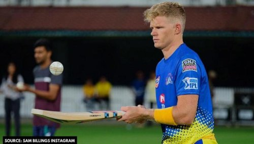 IPL news: CSK show their class with special gesture for ex-player Sam Billings