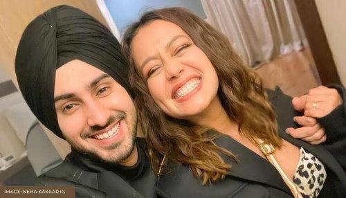 Neha Kakkar complains about Rohanpreet Singh, latter says 'Sorry babu, my fault'