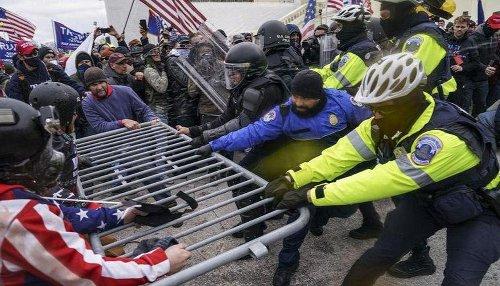 US Capitol Riot: Far-right 'Oath Keeper' member Jon Ryan Schaffer first to plead guilty