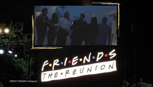 Here's why 'Friends' show faces criticism by fans amid excitement over reunion episode