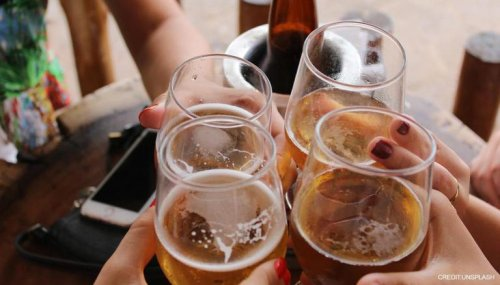 Alcohol consumption could possibly be linked to increased risk of cancer, suggests study