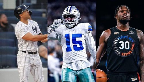 Cowboys value the world's biggest in sport, two NY sports teams beat Barca, Real Madrid