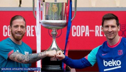 ATH vs BAR Dream11 team, prediction, team news and all Copa del Rey final match details