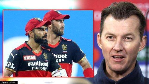 IPL 2021: Brett Lee credits Virat Kohli for Glenn Maxwell's improved batting this season