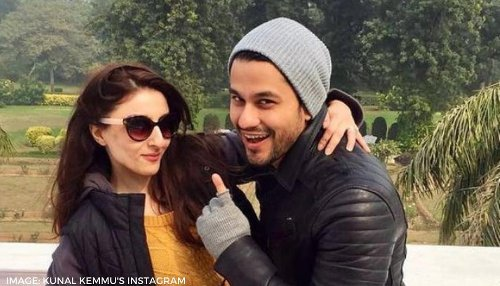 Kunal Kemmu scores hattrick in scrabble against wife Soha; celebrates his victory on IG
