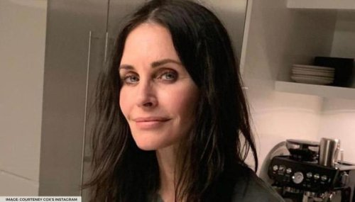 FRIENDS' star Courteney Cox's 3-Ingredient keto chips recipe will make you drool | WATCH