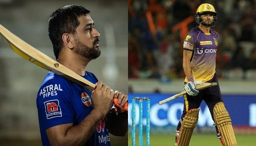 Sheldon Jackson ignores KKR snub as fanboy moment with MS Dhoni goes viral; see pictures