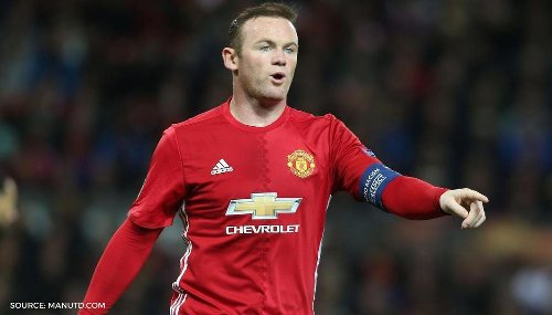 Wayne Rooney's humble take on being Manchester United, England record breaker is inspiring