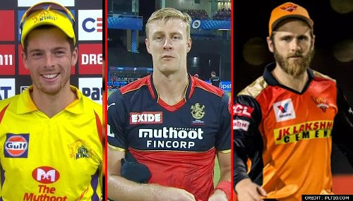 'Feeling unsafe in Delhi': 3 Kiwi players including Williamson fly to Maldives amid COVID