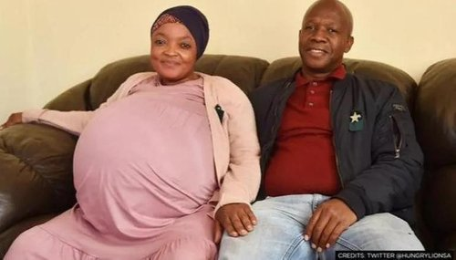 South Africa: Woman who gave to birth to 10 babies found in hospital after frantic search