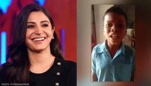 'Bachpan Ka Pyar' fever hits Anushka Sharma as she 'cant get it out of her head'