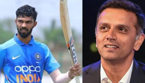 Ruturaj Gaikwad was disappointed after Rahul Dravid became NCA Chief; excited to regroup