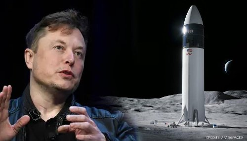 Elon Musk says 'NASA Rules' after SpaceX wins $2.9 billion moon lander contract