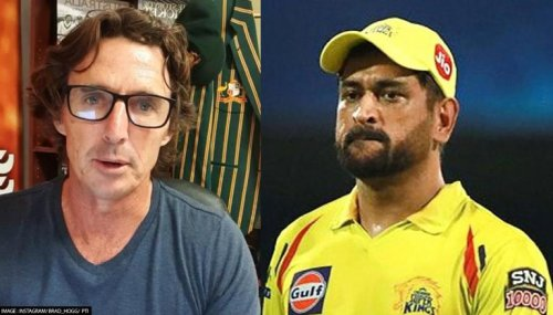 'MS Dhoni will retire from cricket after IPL 2021': Former Australia spinner Brad Hogg