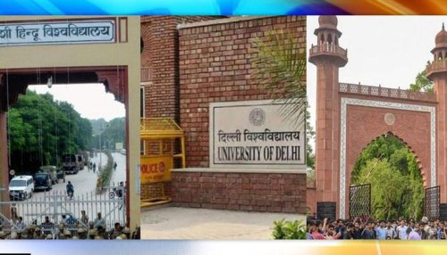 THE World University Rankings By Subject 2022: DU & other Indian unis find place on list