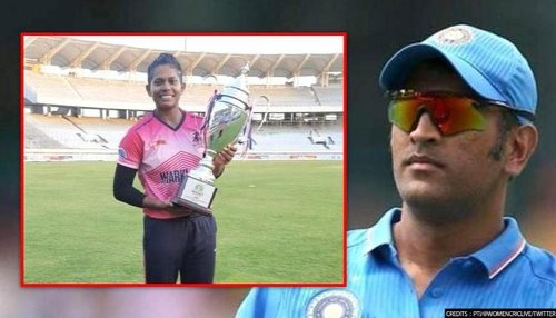 Indrani Roy reveals one tip from MS Dhoni she still tries to implement while training