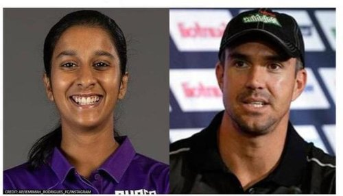 Jemimah Rodrigues responds after Kevin Pietersen labels her as 'favourite player'