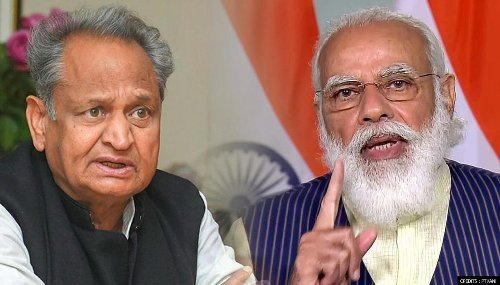 Rajasthan CM blames politicians for COVID-19 surge; urges PM Modi to talk to states again