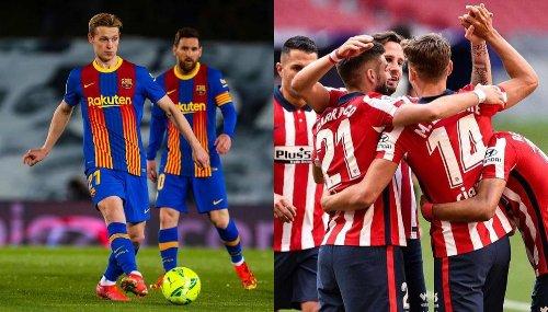Barcelona vs Atletico Madrid: Prediction, team news and live stream for LaLiga fixture