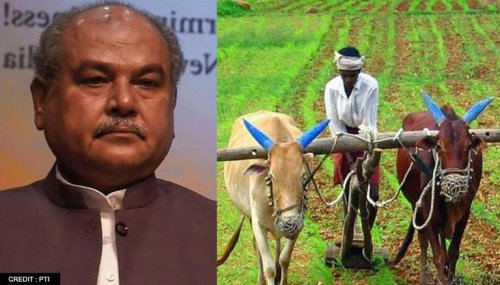 G-20 Ministerial meet: Union Minister Tomar asserts importance of 'agricultural research'