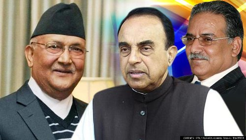 Subramanian Swamy makes counterintuitive claim on Nepal crisis; reveals how China can win