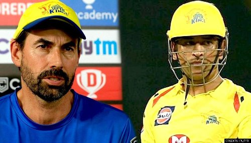'MS Dhoni is the heartbeat of CSK,' says head coach Fleming as 'Thala' gets his 200th cap