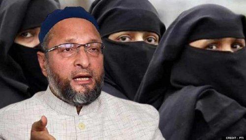 'Demonises Muslims': Asaduddin Owaisi slams Triple Talaq Law, calls it 'unconstitutional'