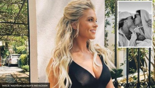 Madison LeCroy introduces her boyfriend to the world; fans think they're engaged