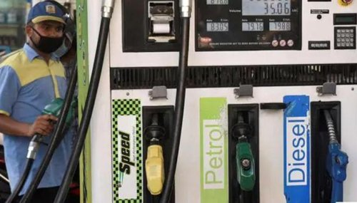 Petrol & diesel prices remain unchanged across country for 9th time in a row, check prices