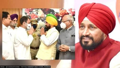Punjab CM Channi summoned to Delhi again by Cong high-command after hours of marathon meet