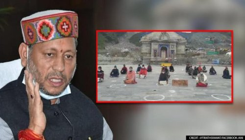 Uttarakhand: Kedarnath priests stage blackband protest; demand disbanding Char Dham board