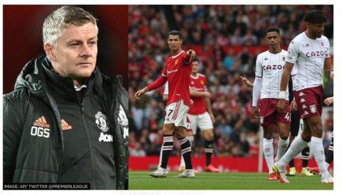 Manchester United loses 0-1 to Aston Villa, Solskjaer blames 'decision-making on VAR'