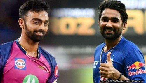 Ex-India player 'surprised' over exclusion of Jaydev Unadkat, Rahul Tewatia from SL tour