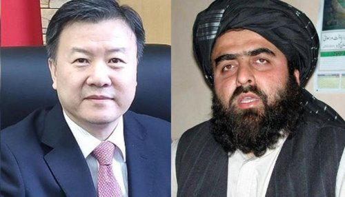 China vows to continue supporting Afghanistan 'without any conditions'; offers $15M funds