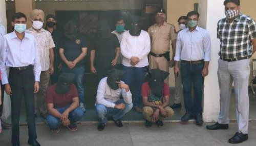Chandigarh: 6 arrested for Remdesivir black marketing amid shortage during COVID spike