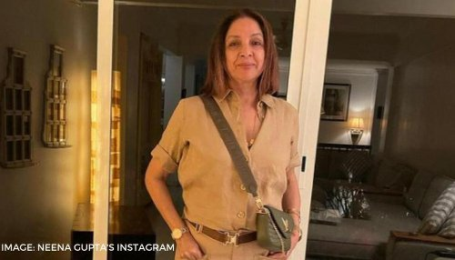 Neena Gupta shares her emotions on the current COVID-19 situation in India; see picture