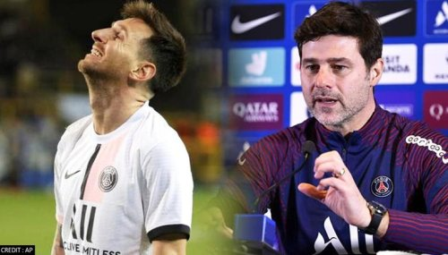Lionel Messi to miss game against Montpellier but could be back against Man City in UCL