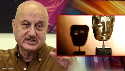 BAFTA: Anupam Kher 'thrilled' to join Breakthrough India Jury to choose emerging talent