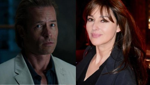 Guy Pearce and Monica Bellucci join action thriller 'Memory' starring Liam Neeson