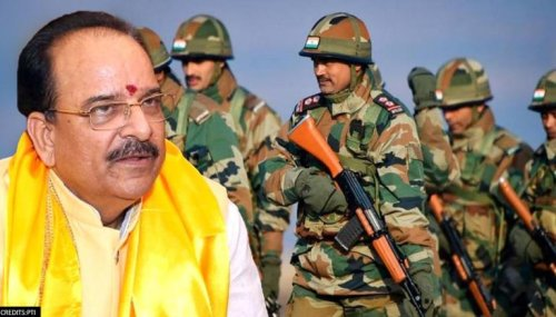 Vacant 'ranks' in Armed Forces a concern, as Rajya Sabha discusses 'unoccupied' posts
