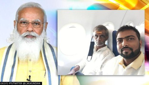 PM Modi responds to passenger from Bihar thanking him for fulfilling THIS 2014 promise