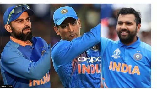 MS Dhoni, Rohit Sharma are different from Virat Kohli 'beyond the ground': Reports