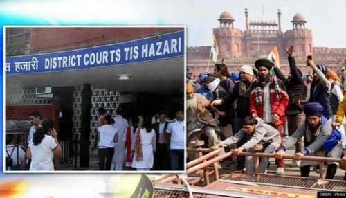 Red Fort violence: Delhi Court takes cognizance of police chargesheet against Deep Sidhu