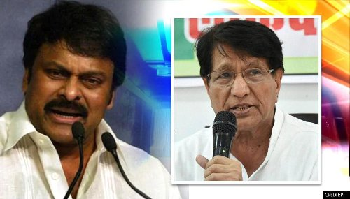 RLD chief Ajit Singh passes away: Chiranjeevi mourns death of 'great leader of farmers'