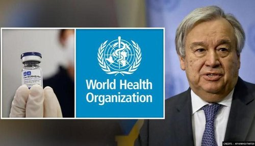 'WHO's recognition of Sputnik V underway; UN would welcome the vaccine': Antonio Guterres