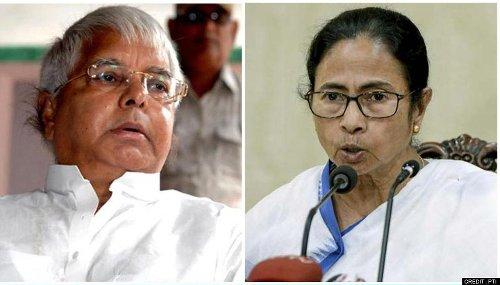 RJD chief Lalu Prasad Yadav congratulates Mamata Banerjee, calls WB poll victory historic