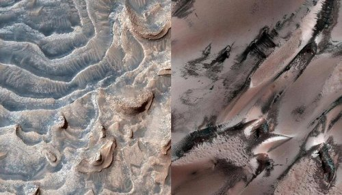 NASA's Mars rover captures unseen pics of Red Planet; caption it 'Mail from Mars'