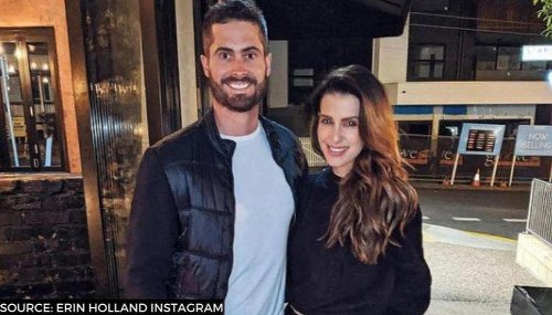 Ben Cutting's TV anchor wife Erin Holland's wish fulfilled after sweet post for KKR star