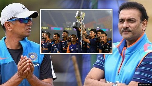 Rahul Dravid & Shikhar Dhawan to lead Team India in Sri Lanka? Squad split whets appetites